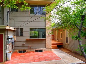 Outdoor Patio Space of 2473 20th #2